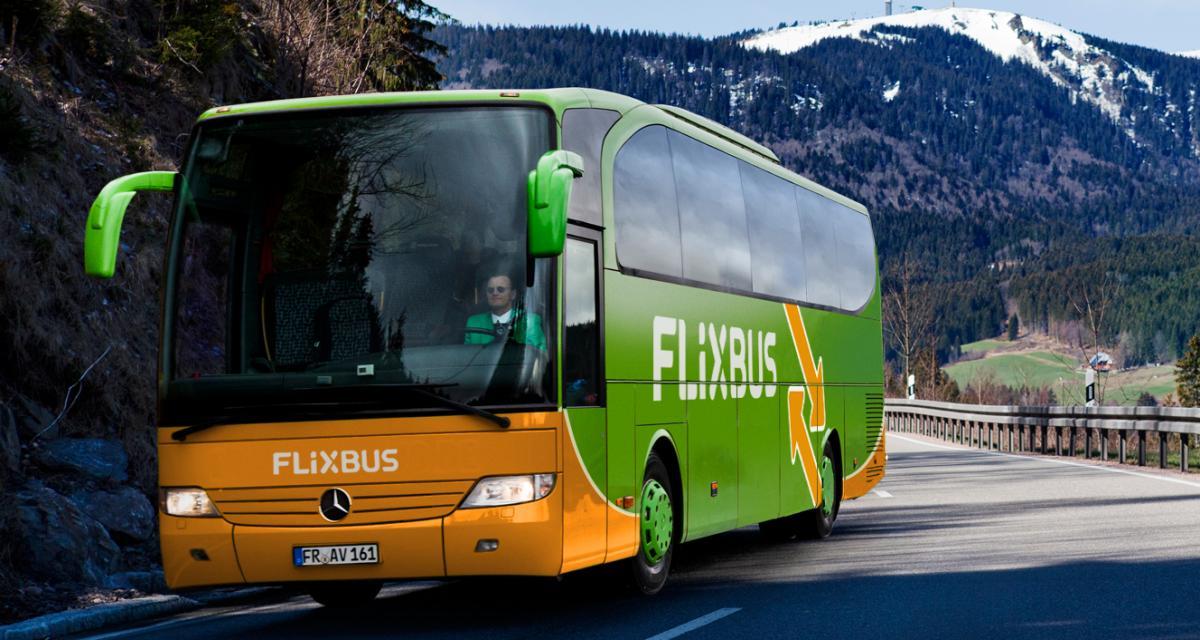 Un Flixbus pris à 98 km/h au lieu de 50 km sur l'A75