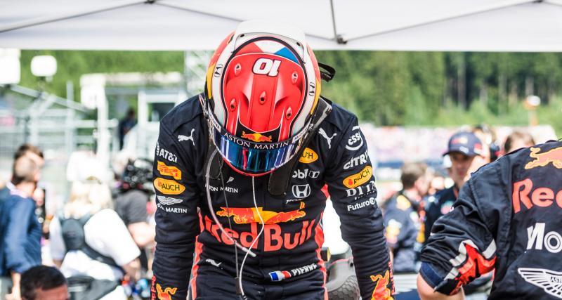 Pierre Gasly rétrogradé chez Toro Rosso
