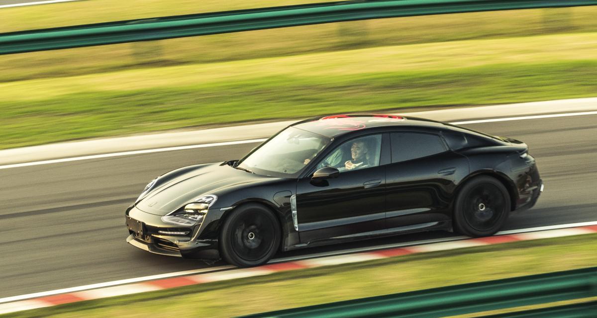Taycan : la première Porsche électrique révélée le 4 septembre