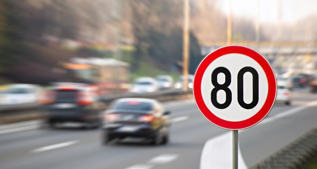 En excès de vitesse à 130 au lieu 80 et sous l'emprise de stupéfiants