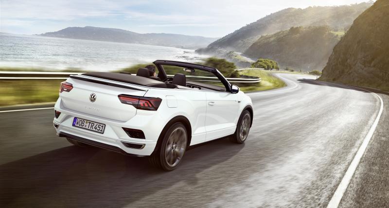 Volkswagen T-Roc : maintenant en cabriolet