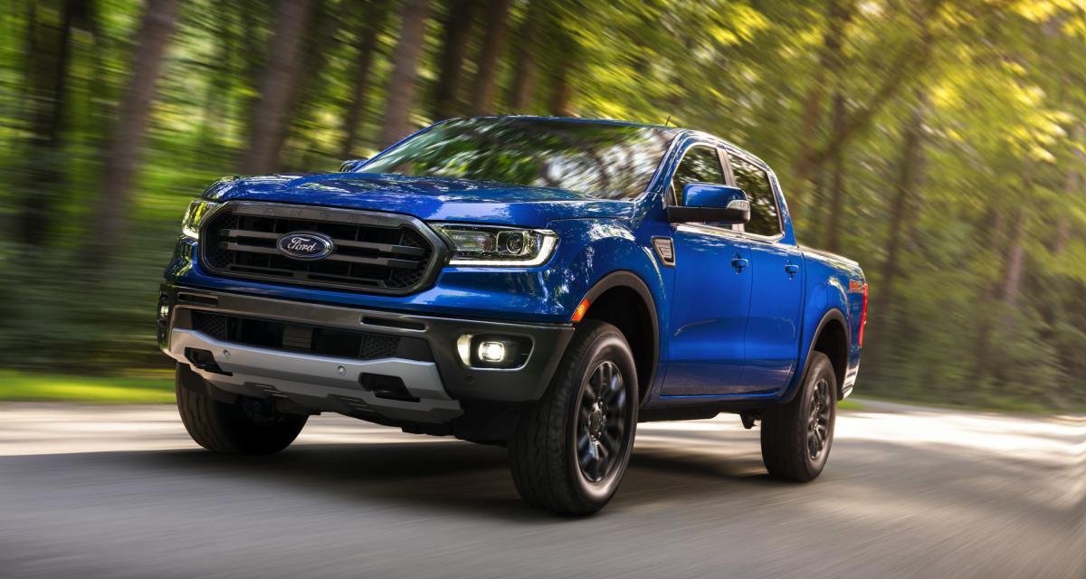 Le Ford Ranger deux roues motrices s'offre un pack off-road