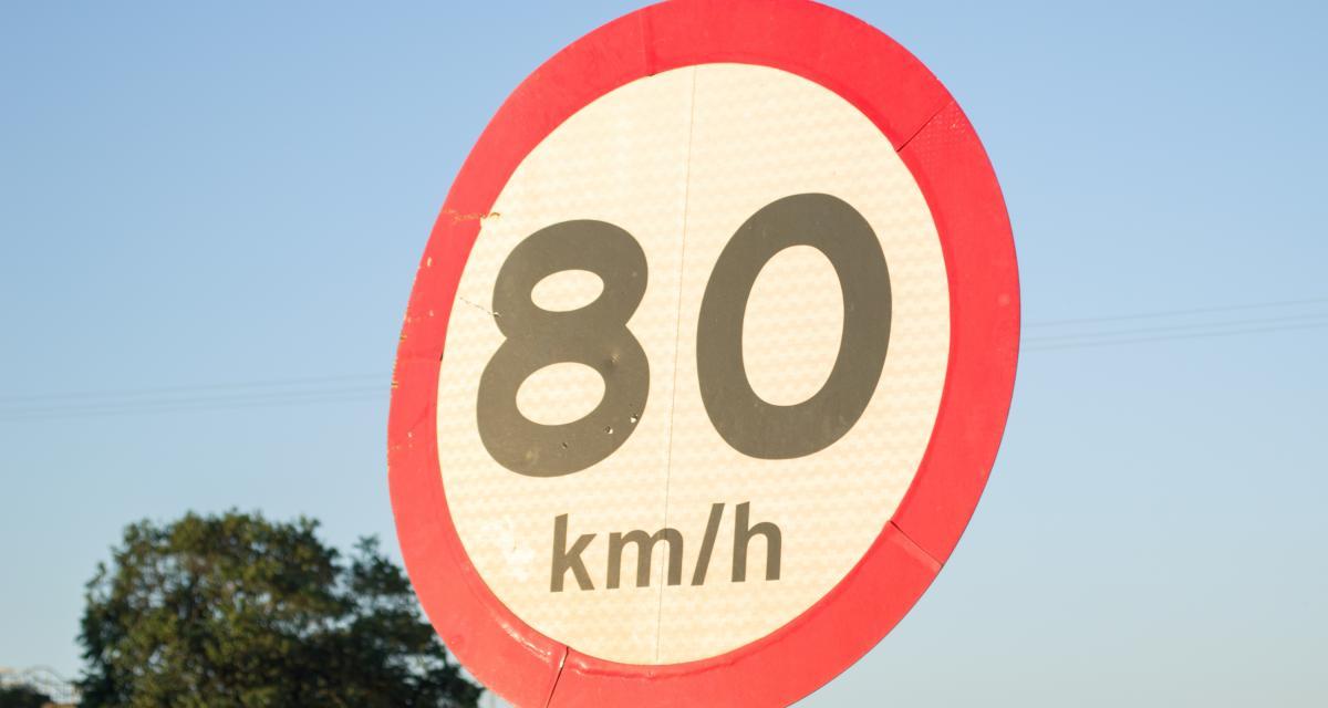 Un chauffard espagnol contrôlé à 148 km/h sur une départementale limitée à 80