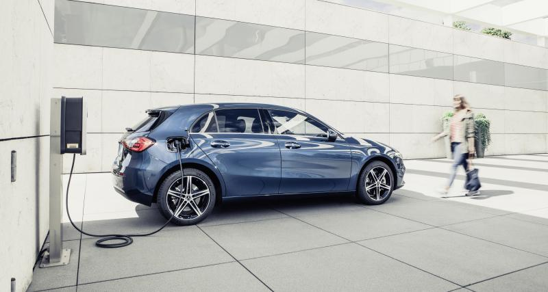 Mercedes Classe A 250 e EQ Power : l'hybride gagne la compacte