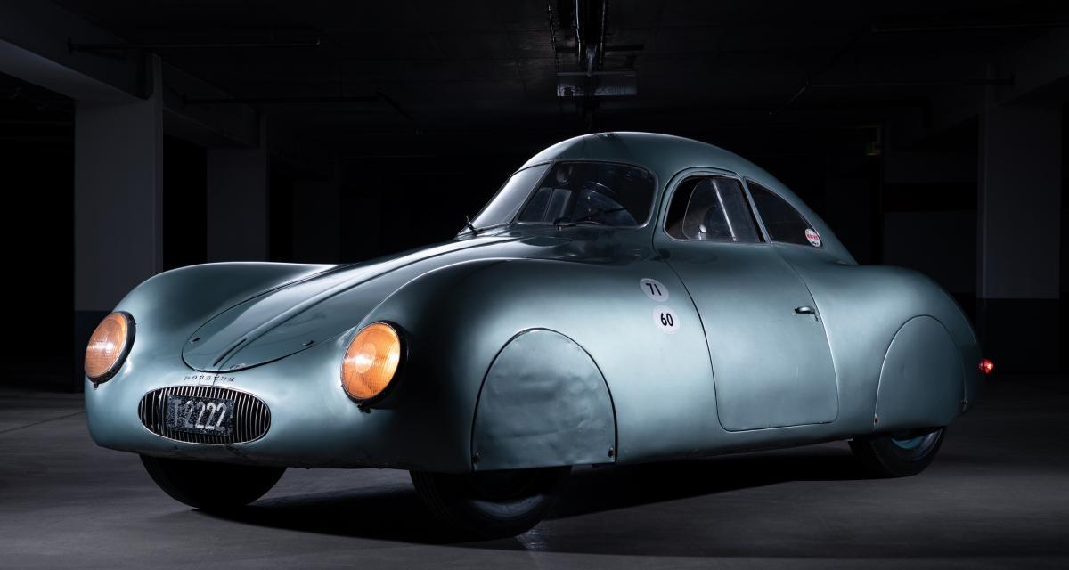 Porsche Type 64 aux enchères: un cafouillage qui fait désordre
