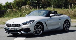 Balade en BMW Z4 sDrive30i : nos photos de la décapotable