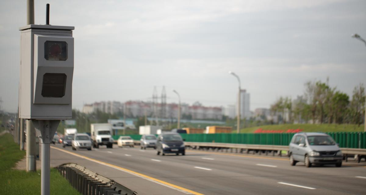 Un jeune conducteur flashé à 206 km/h sur une route limitée à 110 km/h