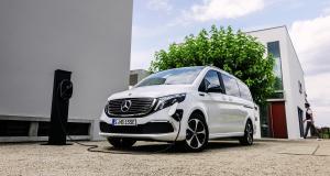 Mercedes EQV : toutes les infos sur le nouveau van électrique
