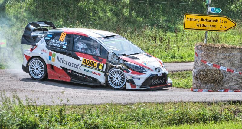 Rallye d'Allemagne WRC 2019 : à l'attaque sur l'asphalte