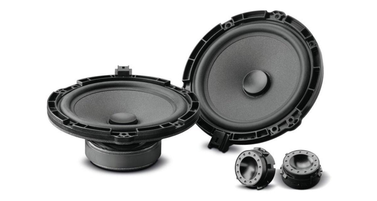 """Des haut-parleurs Focal """"plug and play"""" PSA disponibles chez les revendeurs car audio"""