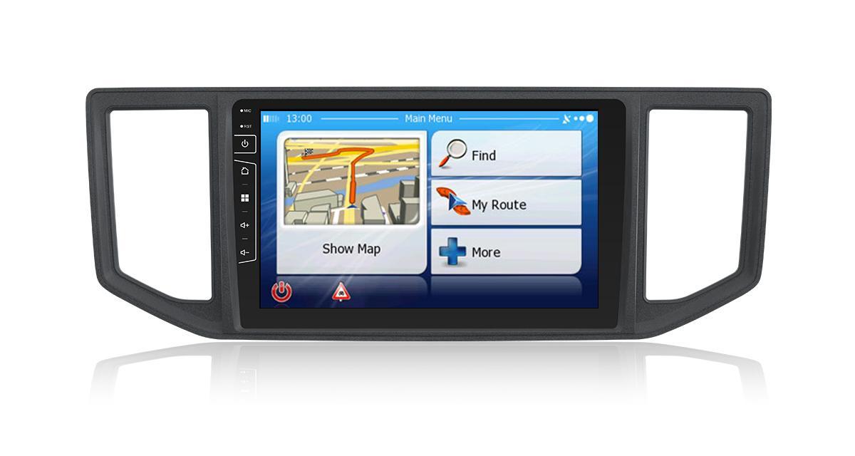 Dynavin dévoile un autoradio GPS spécifique pour le VW Crafter