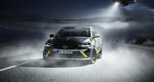 Opel Corsa-e Rally : passage à la compétition électrique