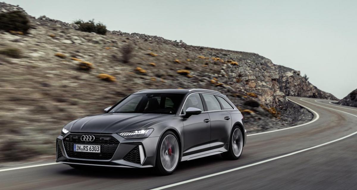 La nouvelle Audi RS6 Avant en cinq points