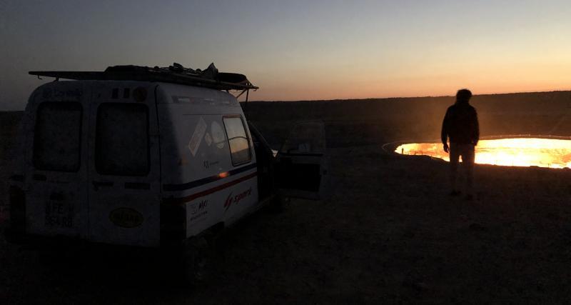 Mongol Rally en Iran avec Benjamin et Augustin : au suivant !