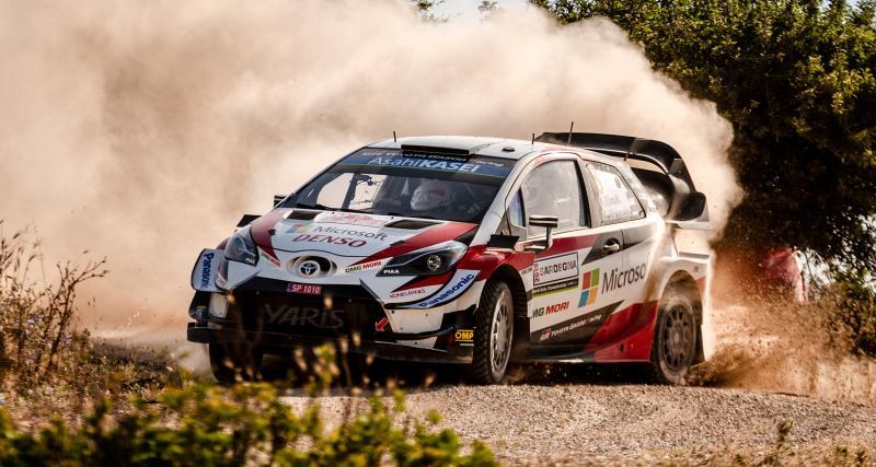 Rallye d'Allemagne – WRC : Tänak assomme Neuville et Ogier