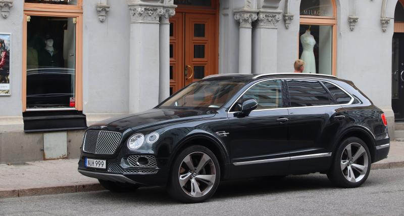 Choupo-Moting - PSG : l'homme qui roulait en Bentley Bentayga