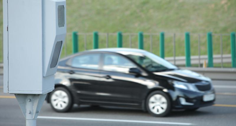 Excès de vitesse : flashé au radar mobile à 140 km/h sur une route limitée à 70 km/h