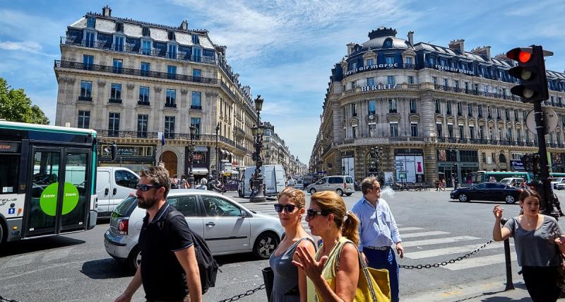 Circulation alternée : seuls les véhicules en Crit'Air 0, 1 et 2 autorisés dans Paris et sa petite couronne