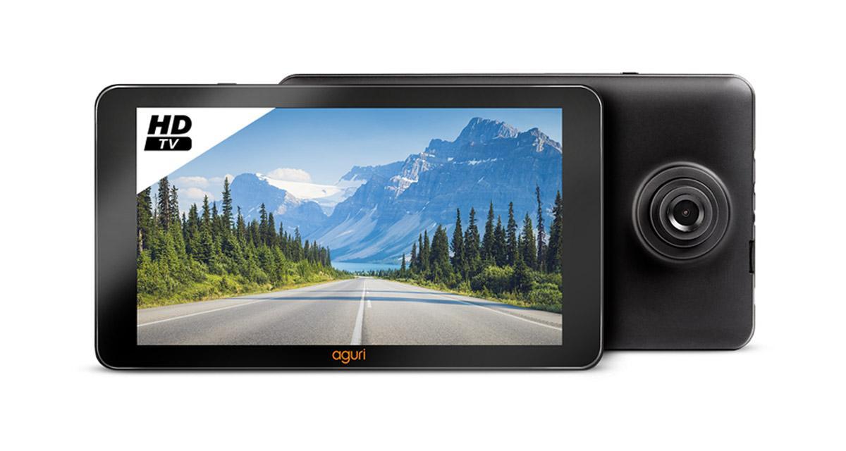 Aguri commercialise un GPS spécial camping-cars avec de nombreuses fonctions multimédia