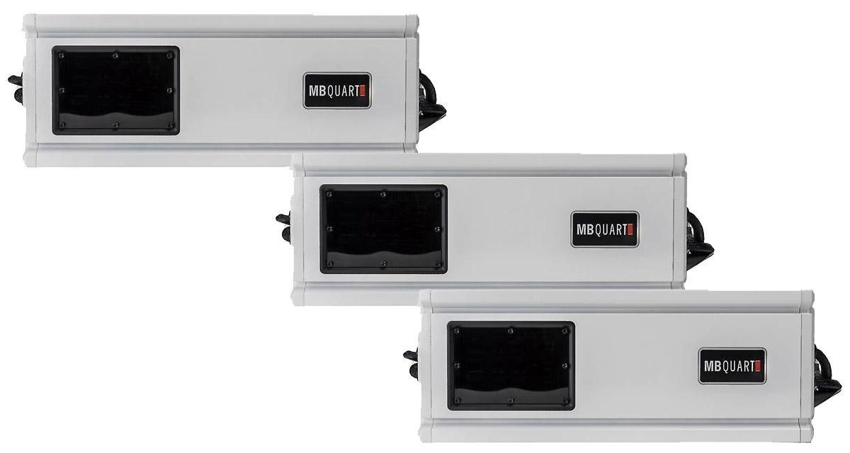 Une nouvelle gamme d'amplificateurs chez MB Quart