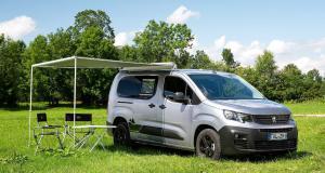 Peugeot Partner Alpin Camper : entre van et camping-car