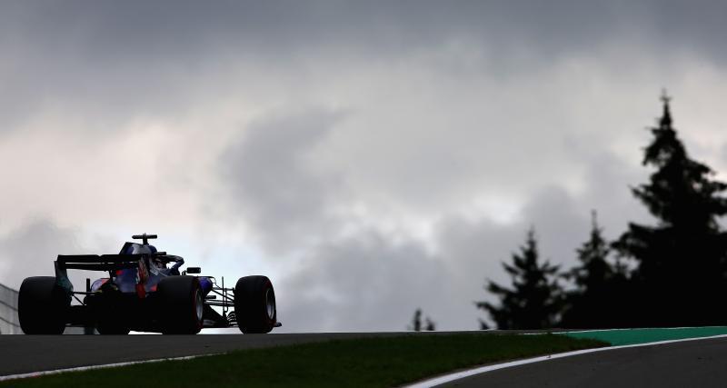 Grand Prix de Belgique de F1 : le programme TV du week-end en vidéo