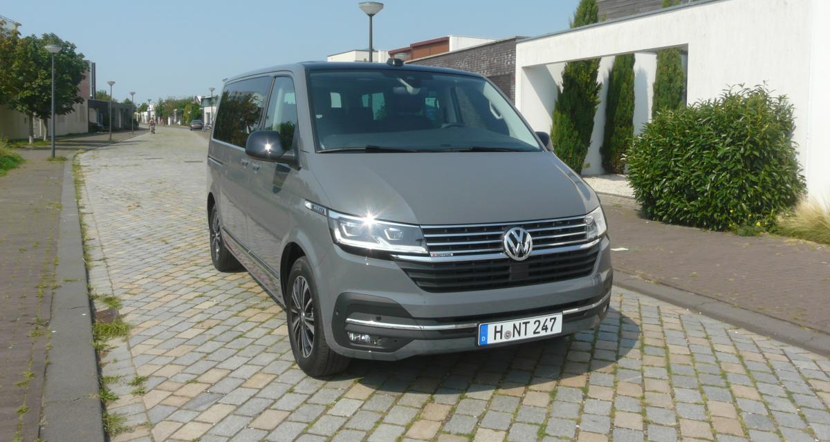 Volkswagen Multivan T6.1 : toutes les photos de notre essai du célèbre VW restylé