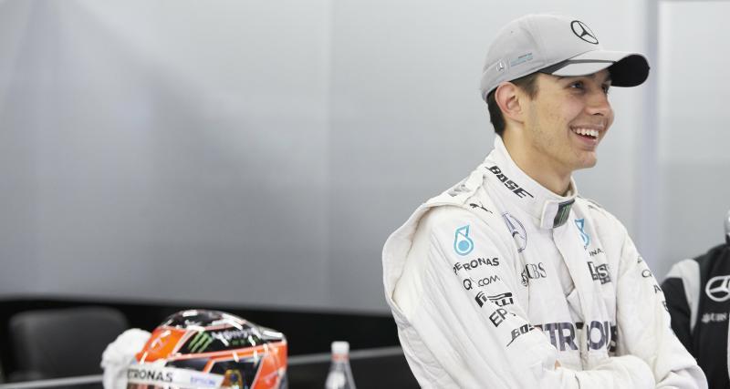 Esteban Ocon chez Renault, mauvaise nouvelle pour Grosjean ?