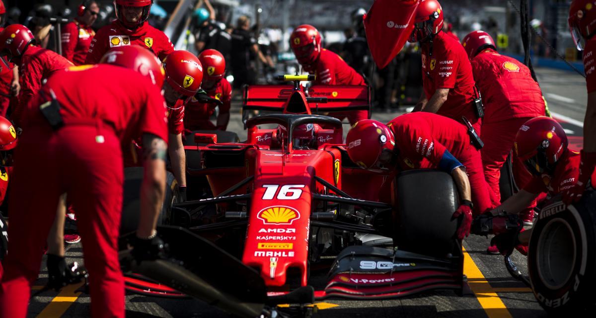 Grand Prix de Belgique de F1 : Ferrari peut-il rattraper son retard sur Mercedes ?