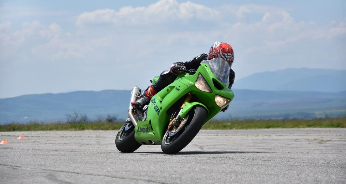 Un motard flashé à 263 km/h sur une nationale limitée à 110 km/h !