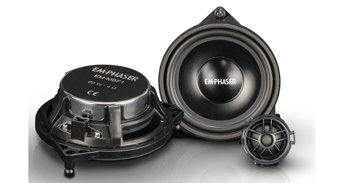 """Emphaser commercialise un kit 2 voies """"plug and play"""" pour les Mercedes"""