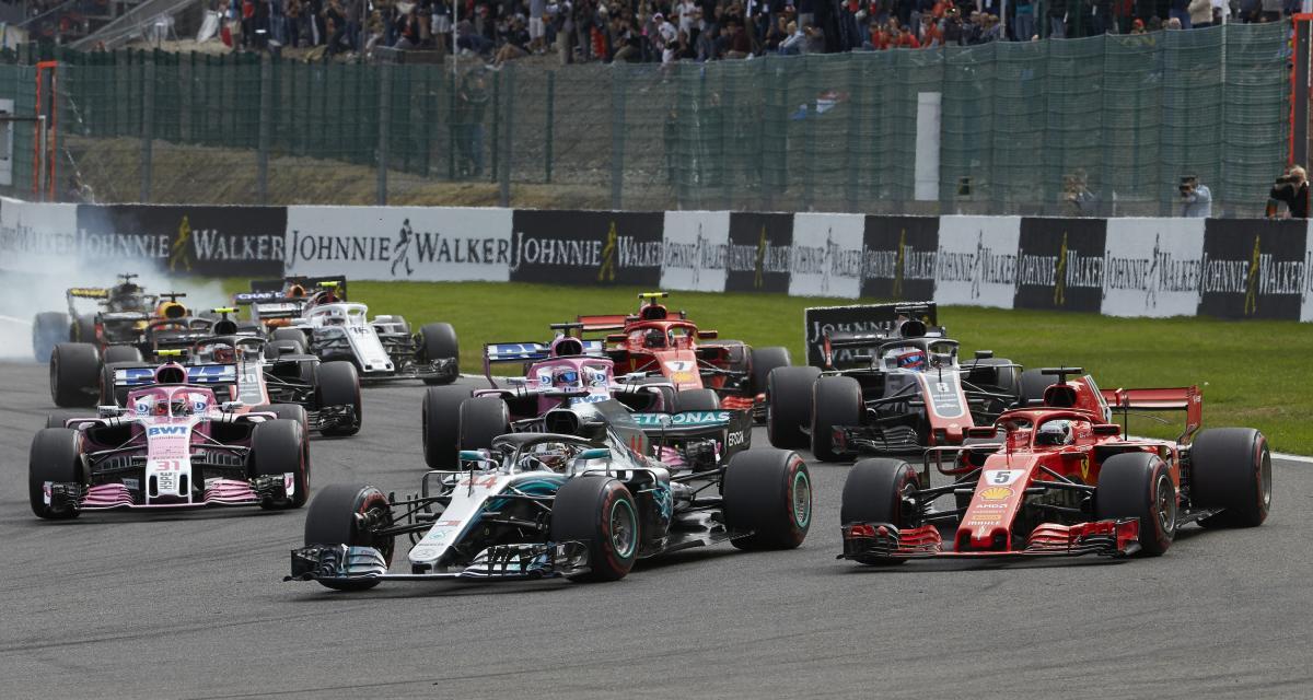 Grand Prix de Belgique de F1 : on a simulé la course sur F1 2019 (vidéo)