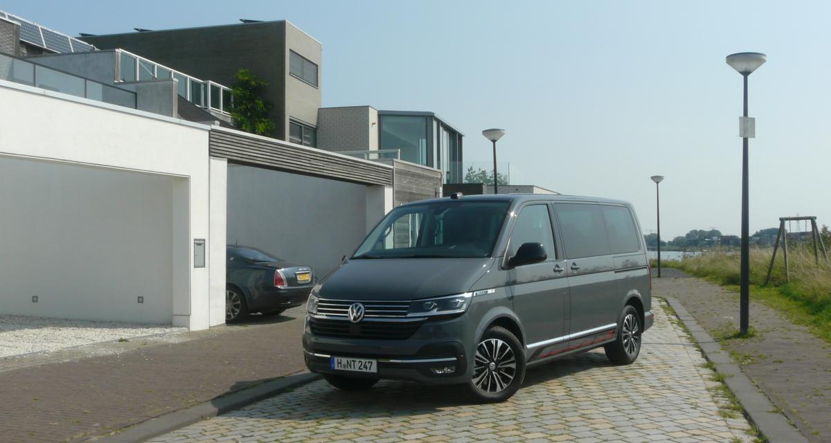 Essai du Volkswagen Multivan T6.1 : mise à jour réussie