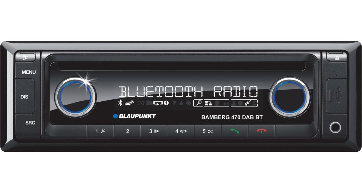 Un nouvel autoradio laser haut de gamme chez Blaupunkt