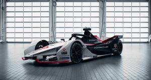 Formule E : la Porsche 99X de la saison 2019 / 2020 en photos