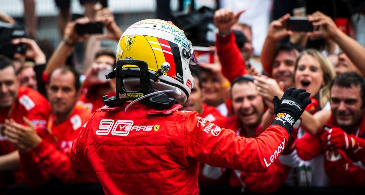 GP de Belgique : Ferrari de toutes ses forces
