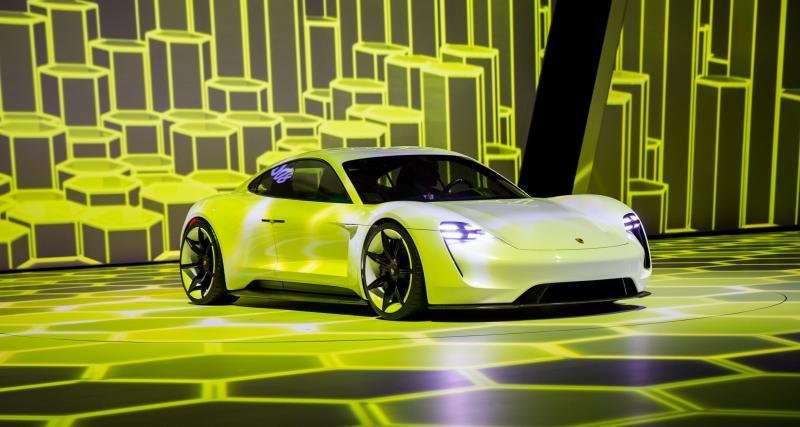 Salon de Francfort 2019 : les nouveautés Porsche