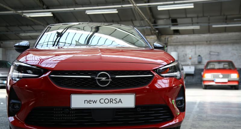 Au contact de la nouvelle Opel Corsa thermique : la citadine en 4 points