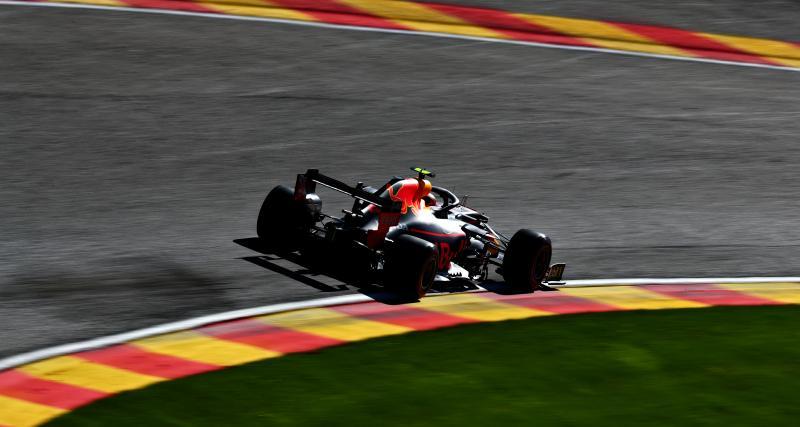 Le Grand Prix de Belgique en streaming