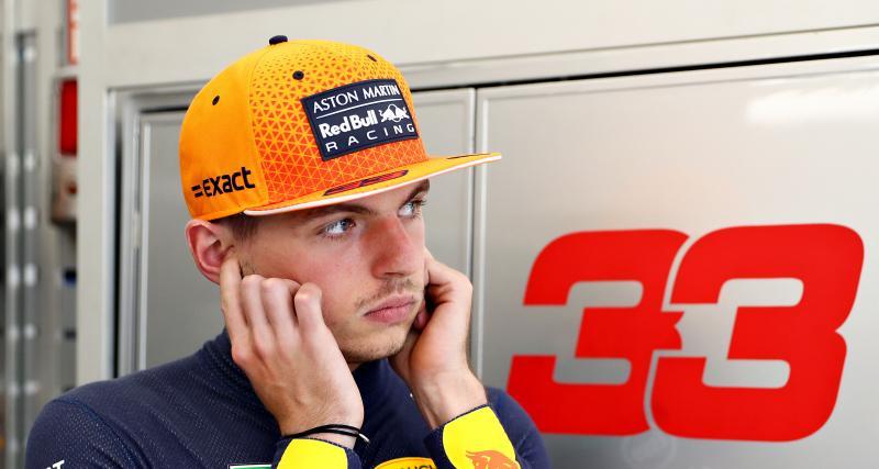 Grand Prix de Belgique de F1 : le départ raté et l'abandon de Max Verstappen en vidéo
