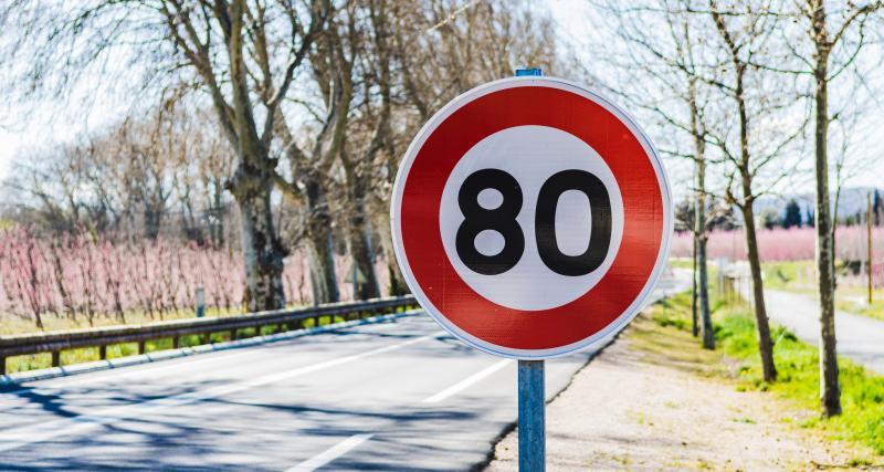Un jeune permis en Mercedes Classe A contrôlé à 146 km/h sur une route limitée à 80