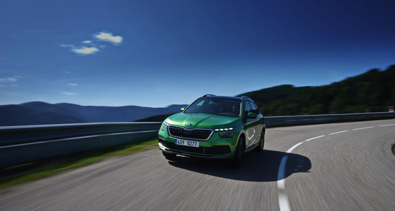 Essai Skoda Kamiq 1.0 TSI 116 ch Style DSG: nos impressions au volant du petit SUV tchèque
