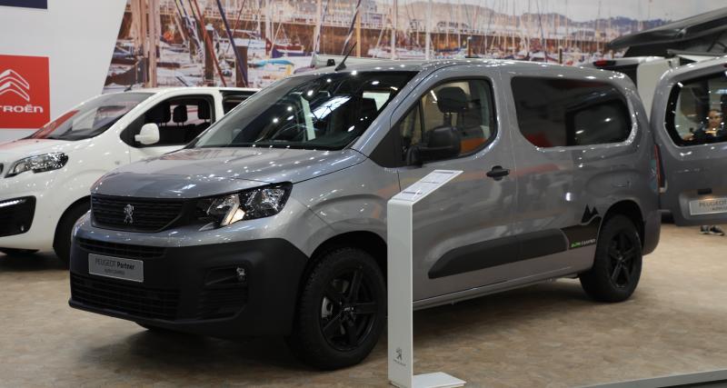 Peugeot Partner Alpin Camper : nos photos exclusives du petit camping-car français