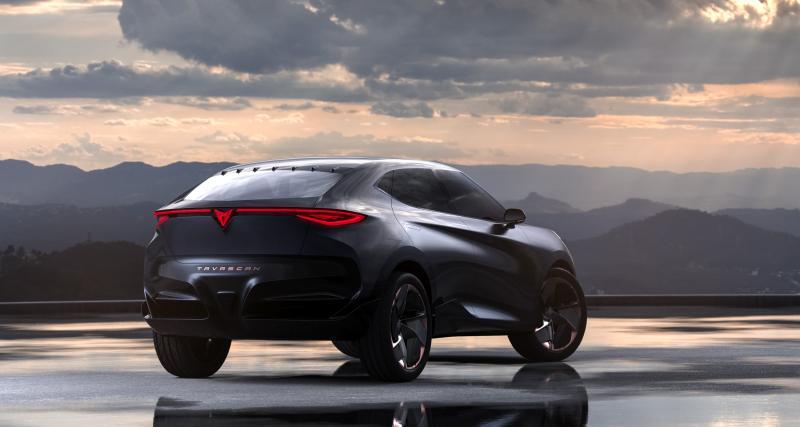 Cupra Tavascan : un concept de SUV 100% électrique pour le Salon de Francfort