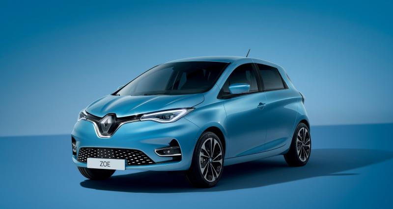 Nouvelle Renault ZOE : ouverture des commandes et prix