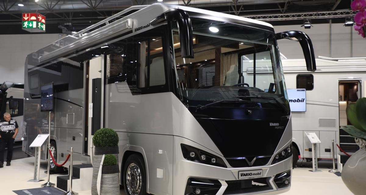 Variomobil Perfect 1000 : nos photos du camping-car à 800 000 euros
