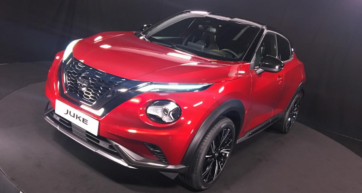 Nissan Juke 2 : nos photos de la nouvelle génération du crossover