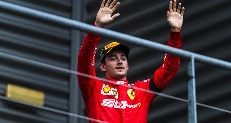 Le Grand Prix d'Italie de F1 en questions : Charles Leclerc doit-il être le nouveau n°1 chez Ferrari ?