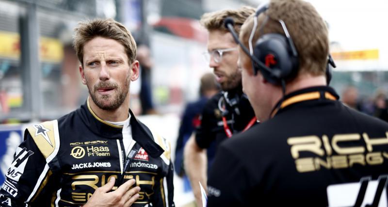 Le Grand Prix d'Italie de F1 en questions : la dernière chance de Grosjean chez Haas ?