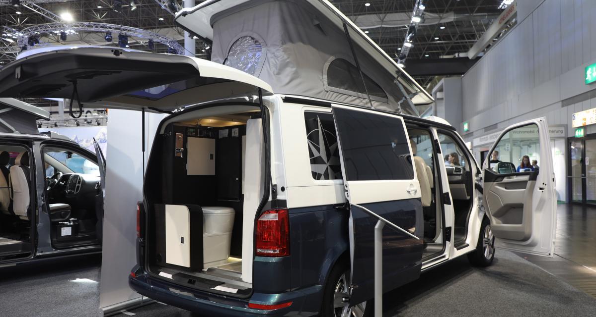 Camping-car Westfalia Kepler Iconic : nos photos exclusives au salon de Düsseldorf